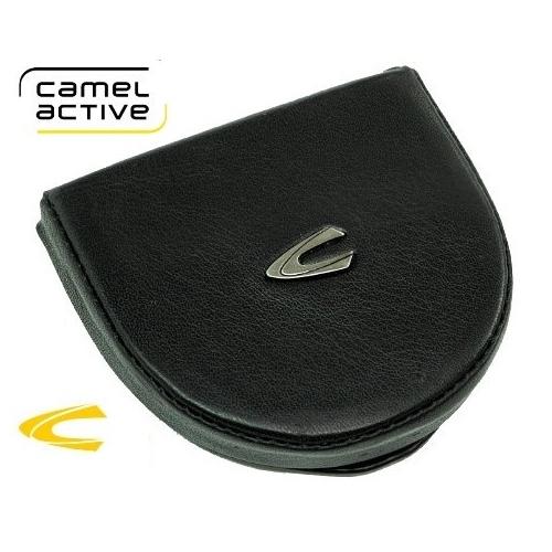 95ea13ed84c6f CAMEL ACTIVE B34-723 podkówka - skórzany portfel męski