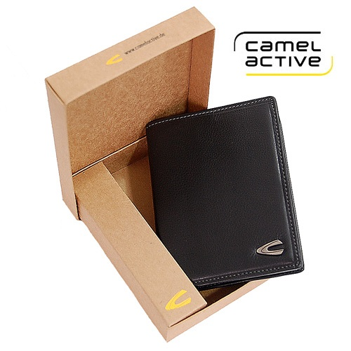 d7c5e9496ed4c CAMEL ACTIVE B34-708 portfel męski - aż 13 miejsc na karty to ...