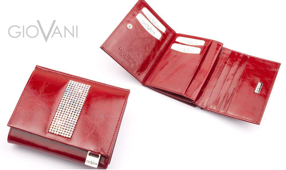 7c71eea455aac cv-210 skórzany portfel z kamieniami swarovski to najlepsze produkty ...