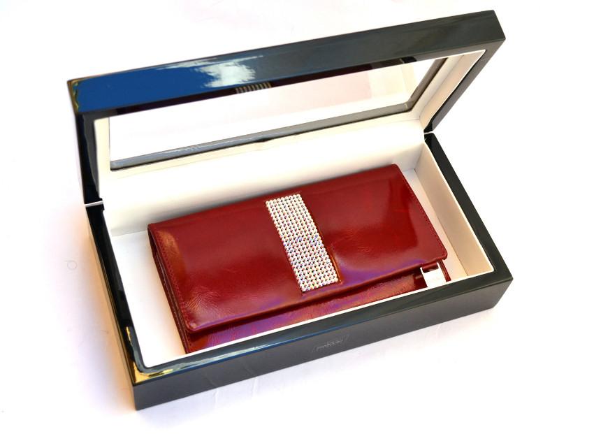 e5b6280c0396f cv-250 skórzany portfel z kamieniami swarovski to najlepsze produkty ...