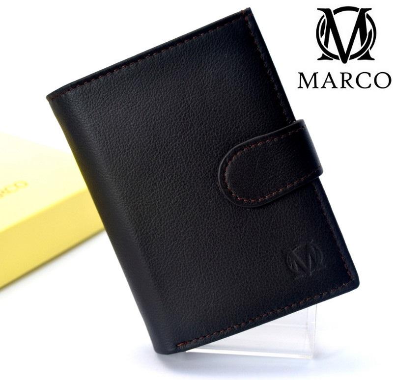 42f20e7dfda44 MARCO portfel skórzany PM-233 Skóra Prada