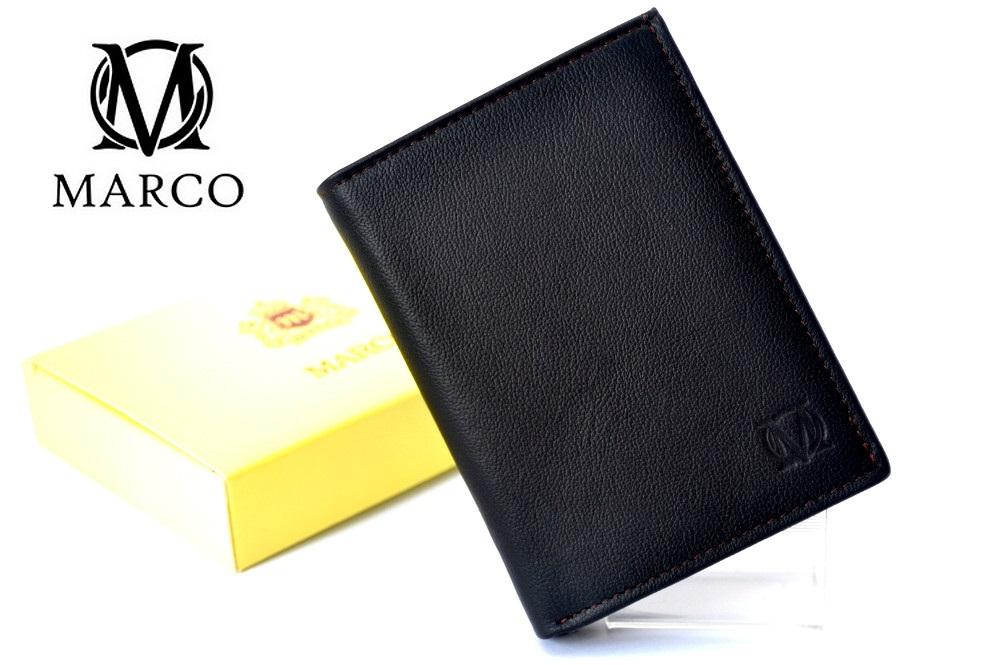 947bb593f7fad MARCO portfel skórzany PM-02 Skóra Prada