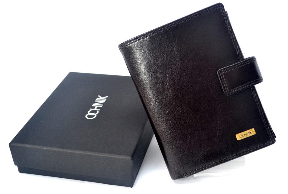0df7dac890969 OCHNIK skórzany portfel męski SL-190