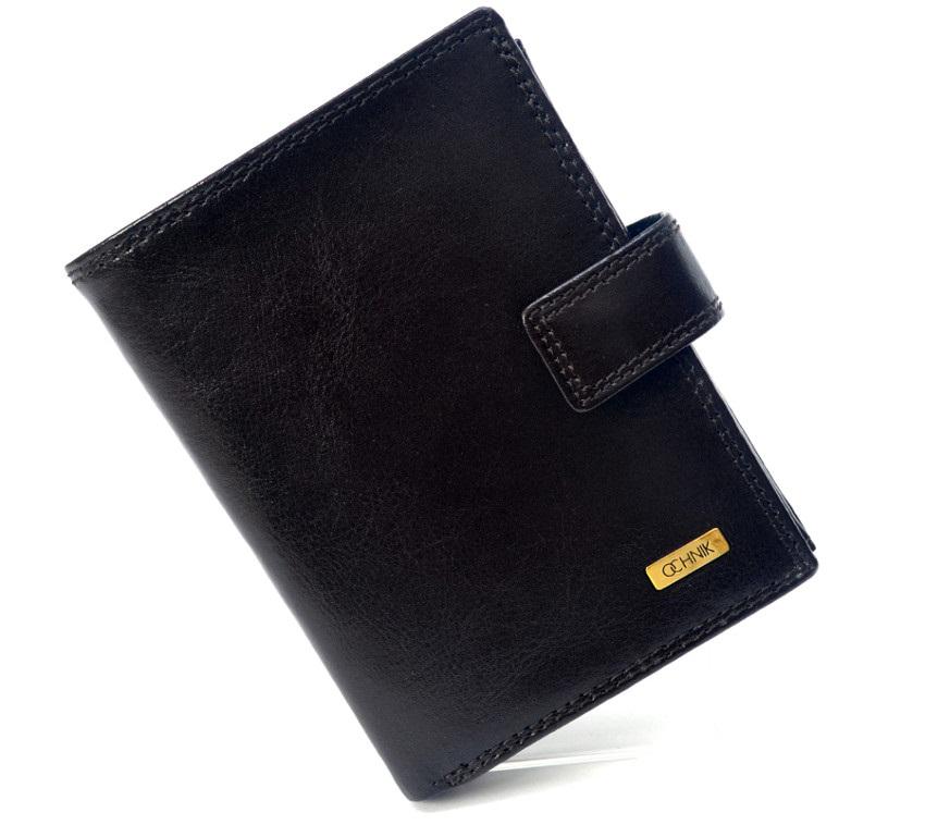 187083dc4bd35 OCHNIK skórzany portfel męski SL-190
