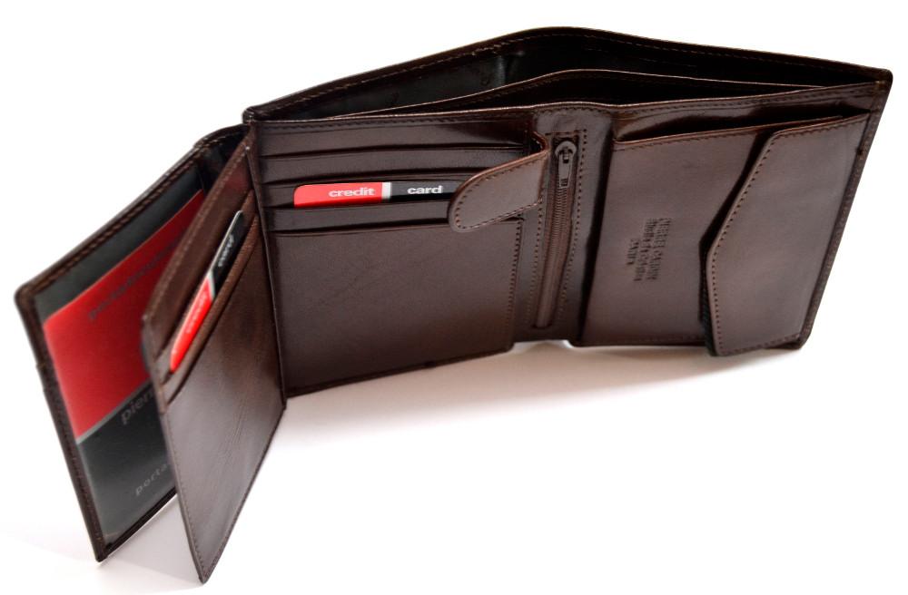 94e66fe4e3359 PIERRE CARDIN 900 skórzany portfel męski PIERRE CARDIN 900 skórzany portfel  męski ...