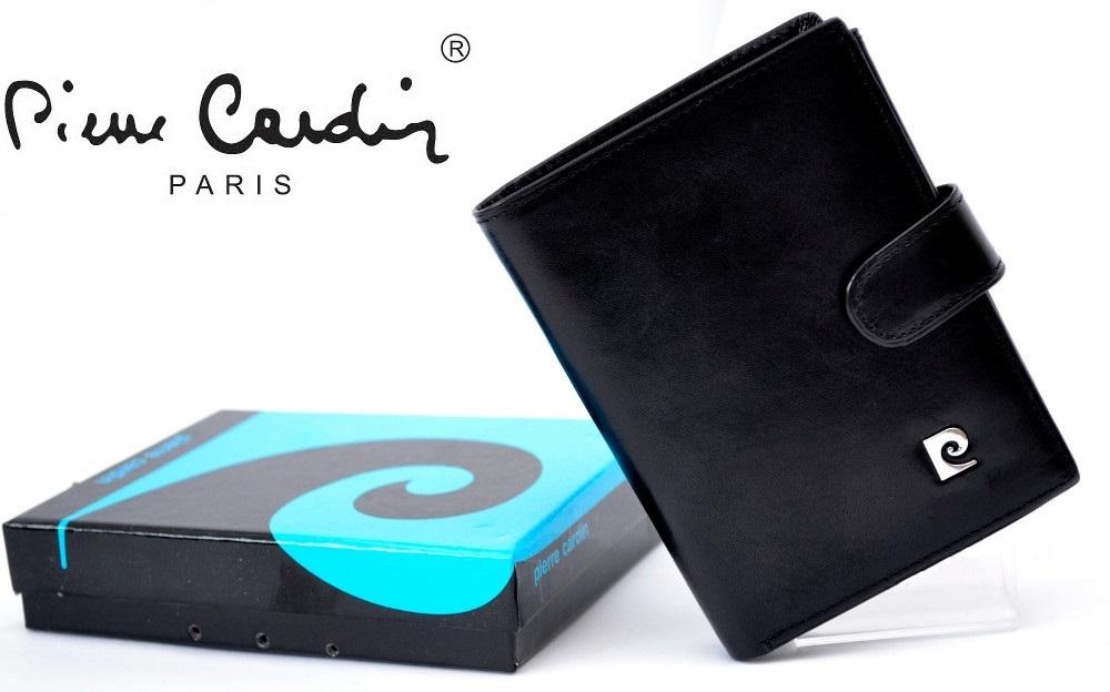 62770cdd53458 PIERRE CARDIN 900-zL portfel męski zapinany