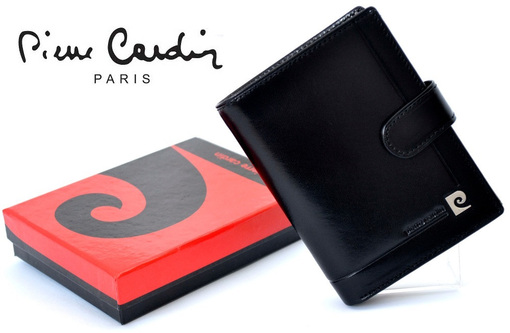 fd48bfbad0a31 PIERRE CARDIN 900-z portfel męski zapinany to najlepsze produkty w ...