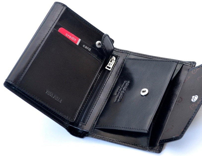 8dd04e86fb3ac PIERRE CARDIN 900 skórzany portfel męski  NEW