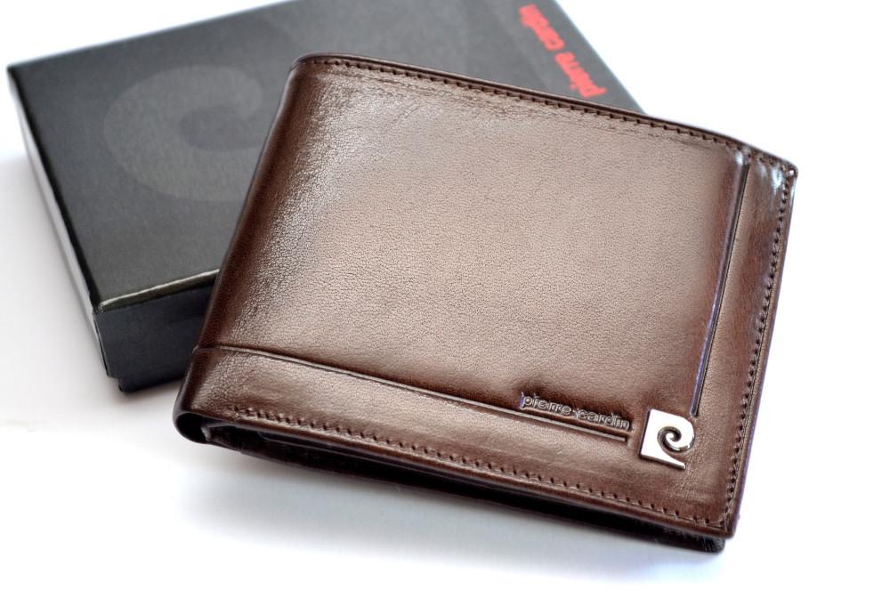 236e02fb8f2a8 PIERRE CARDIN 910 skórzany portfel męski to najlepsze produkty w ...