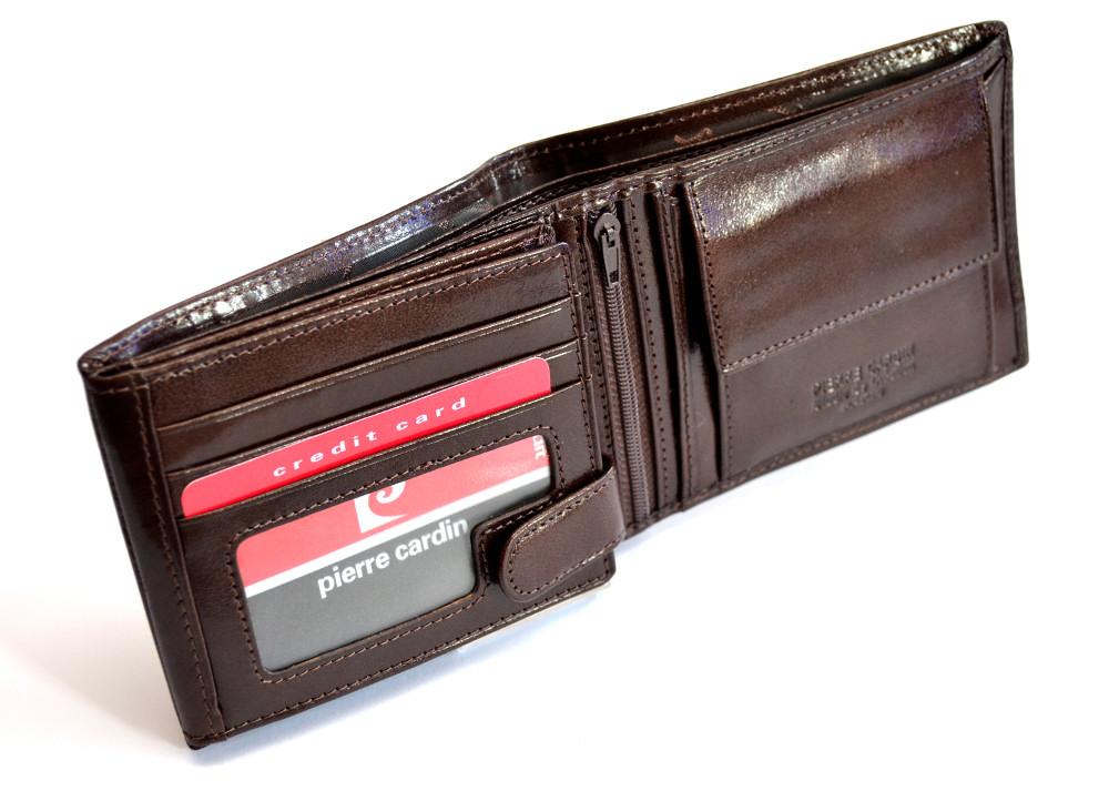 0f3fcd7cb466a PIERRE CARDIN 910 skórzany portfel męski to najlepsze produkty w ...