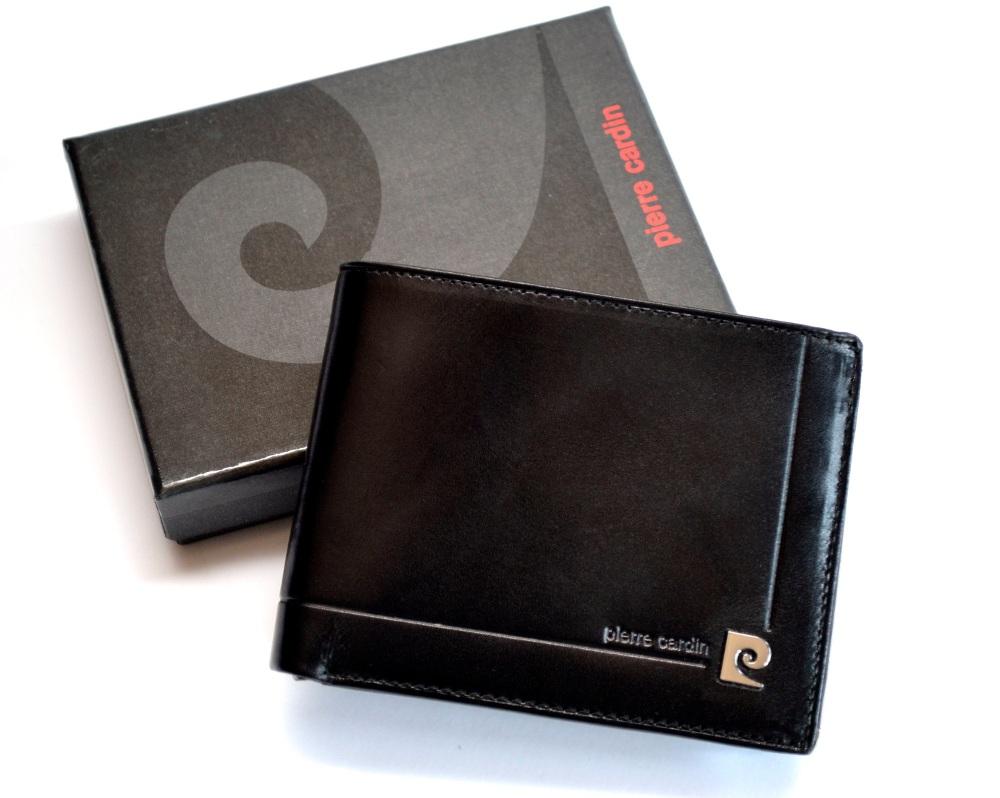c3082de11ef92 PIERRE CARDIN 910 skórzany portfel męski to najlepsze produkty w ...