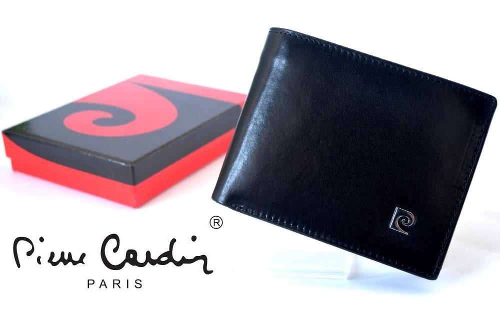 75d44baee4fce PIERRE CARDIN 910 CLASSIC portfel męski NEW
