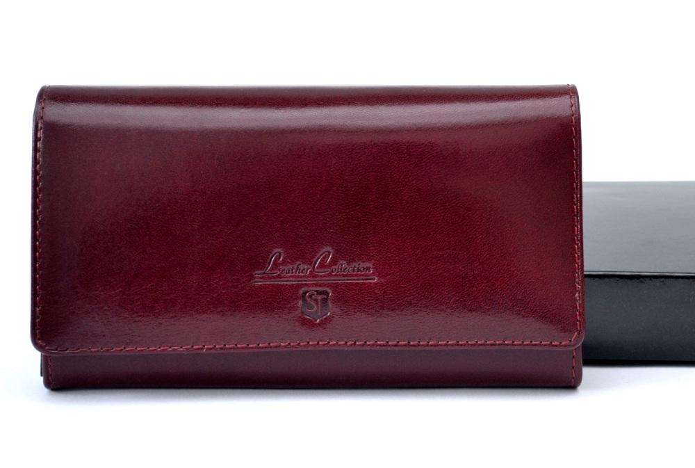 9aa37cf111a34 STEFANIA 007 damski portfel skórzany to najlepsze produkty w swojej ...