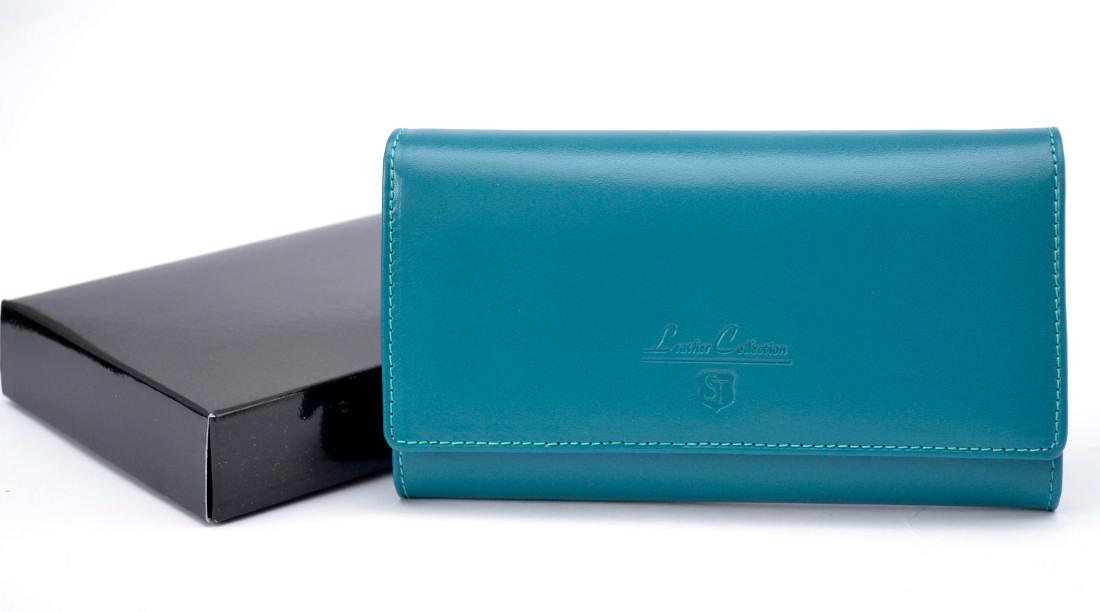 93cf4229a3f0d STEFANIA 007 damski portfel skórzany to najlepsze produkty w swojej ...