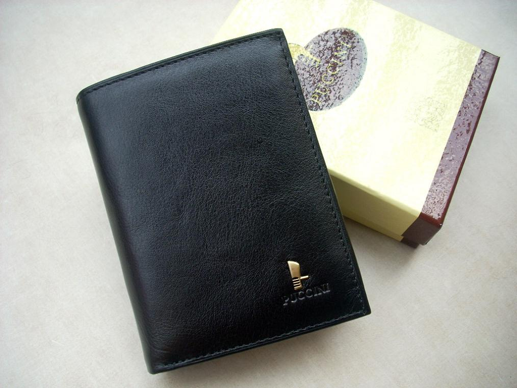 0caf8c1cf8887 Puccini Masterpiece p-7825 portfel męski to najlepsze produkty w ...