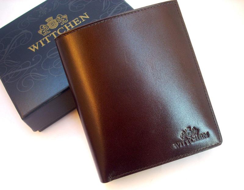 aabea20a833b4 Wittchen Italy 21 1-139 portfel męski kolekcja Italy to najlepsze ...